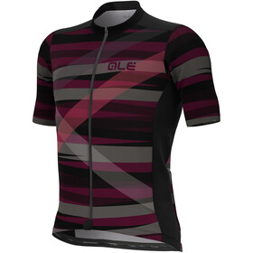 Alé Cycling Off-Road Gravel Pathway SS Jersey Men, amarillo